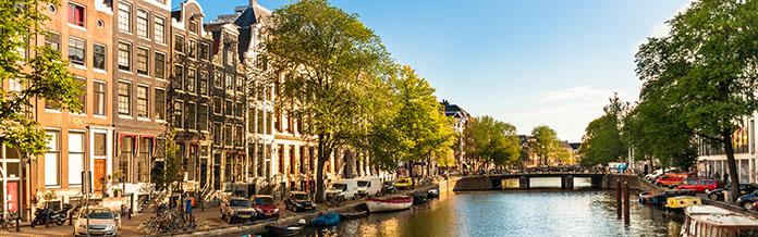 Feriendörfer bei Amsterdam