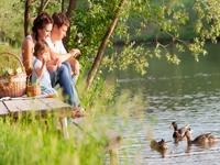 Feriendörfer am Wasser