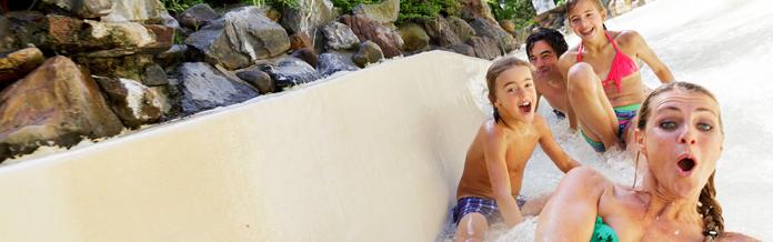 Feriendörfer mit Spaßbad