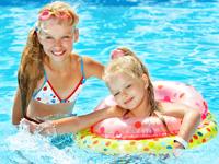 Feriendörfer mit Freibad