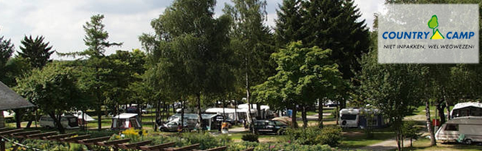 Campingplätze von Country Camp