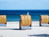 Feriendörfer an der deutschen Ostsee