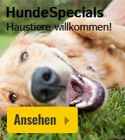 Ferienhäuser Hunde gestattet