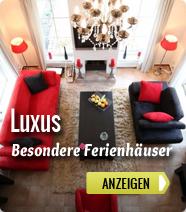 Luxuriöse Ferienhäuser