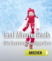 Top-20 Last Minute Deals