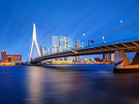 In der Nähe Rotterdam