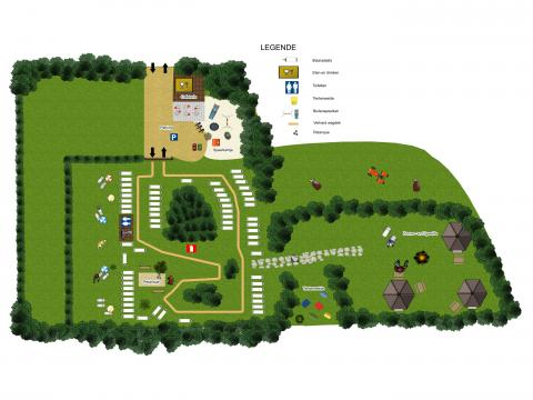 Verblijfpark De Brem