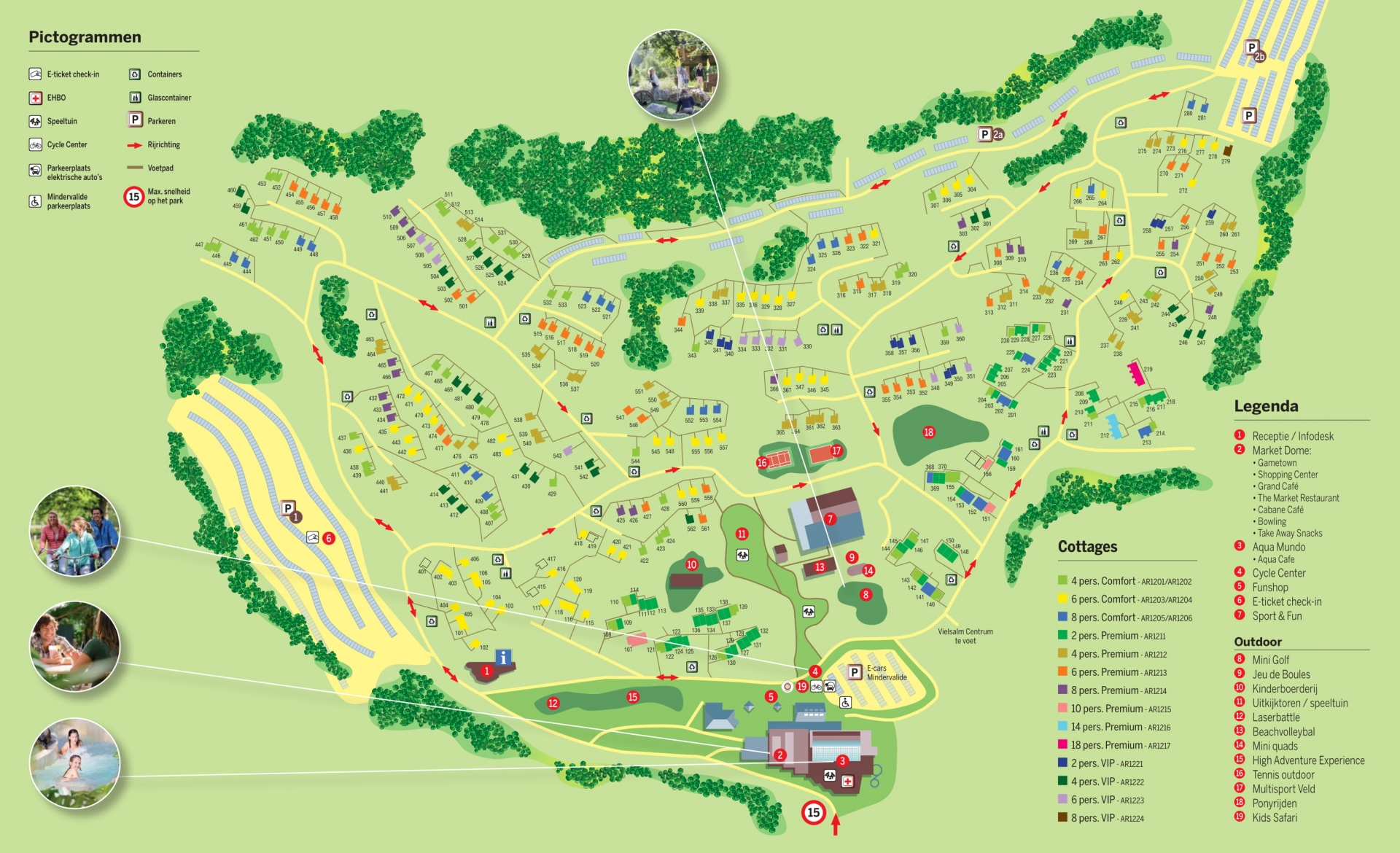Center Parcs Les Ardennes