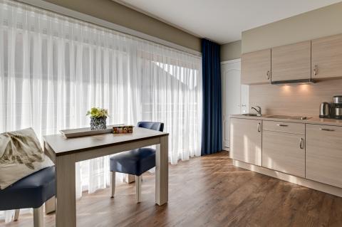 2-Personen Ferienwohnung Studio Type 20  - Double Bed