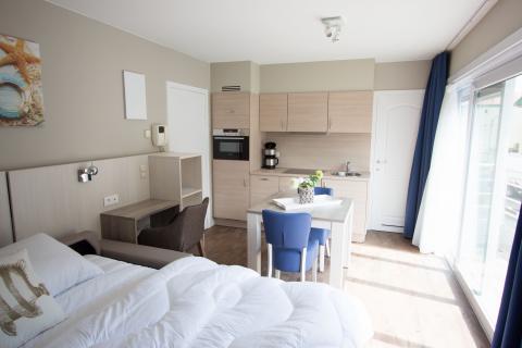 2-Personen Ferienwohnung Studio Type 20 - Sofa Bed