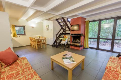 5-Personen Ferienhaus Select DH506