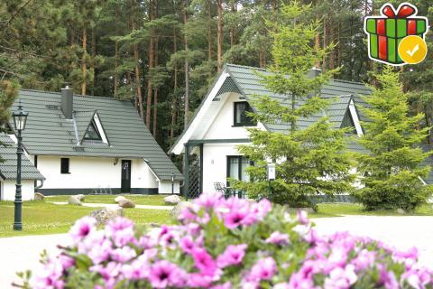 6-Personen Ferienhaus Package Deal HA3