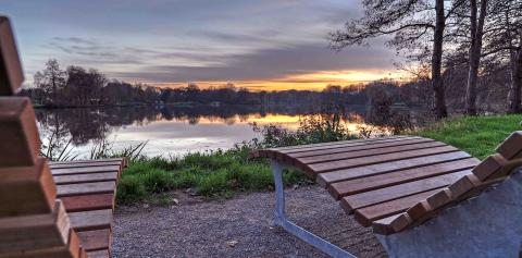 Camping Borken am See