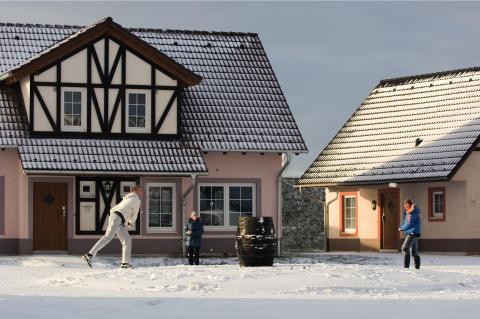 8-Personen Ferienhaus GC8 (6+2 Personen)
