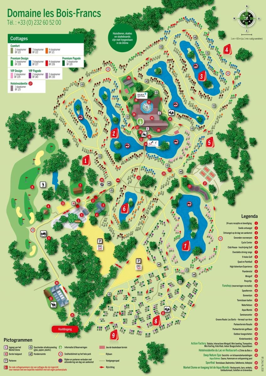 Center Parcs Les Bois-Francs