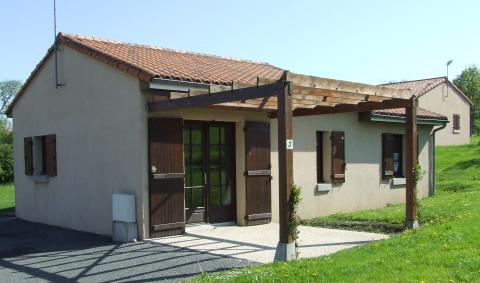 6-Personen Ferienhaus Villa