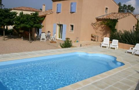 6-Personen Ferienhaus + Swimming pool