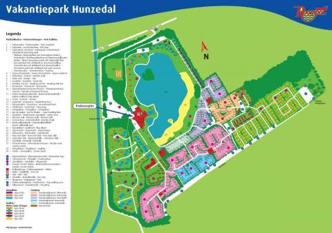 Roompot Recreatiepark Hunzedal