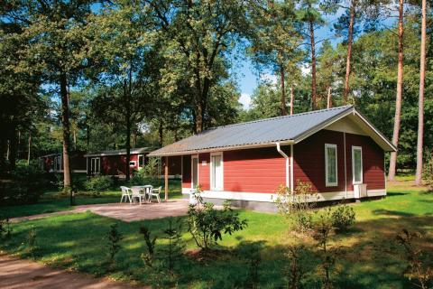 4-Personen Mobilheim/Chalet Cottage