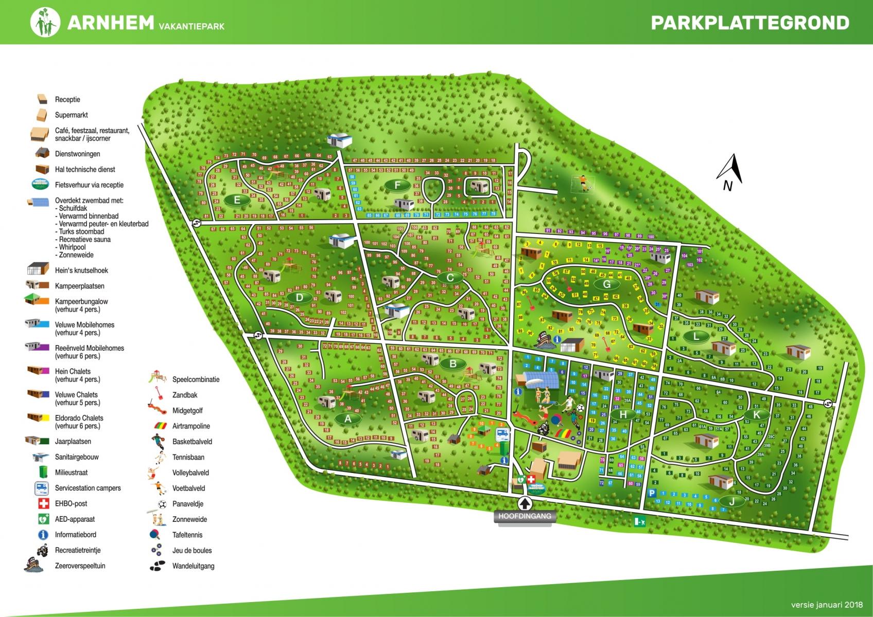 Vakantiepark Arnhem