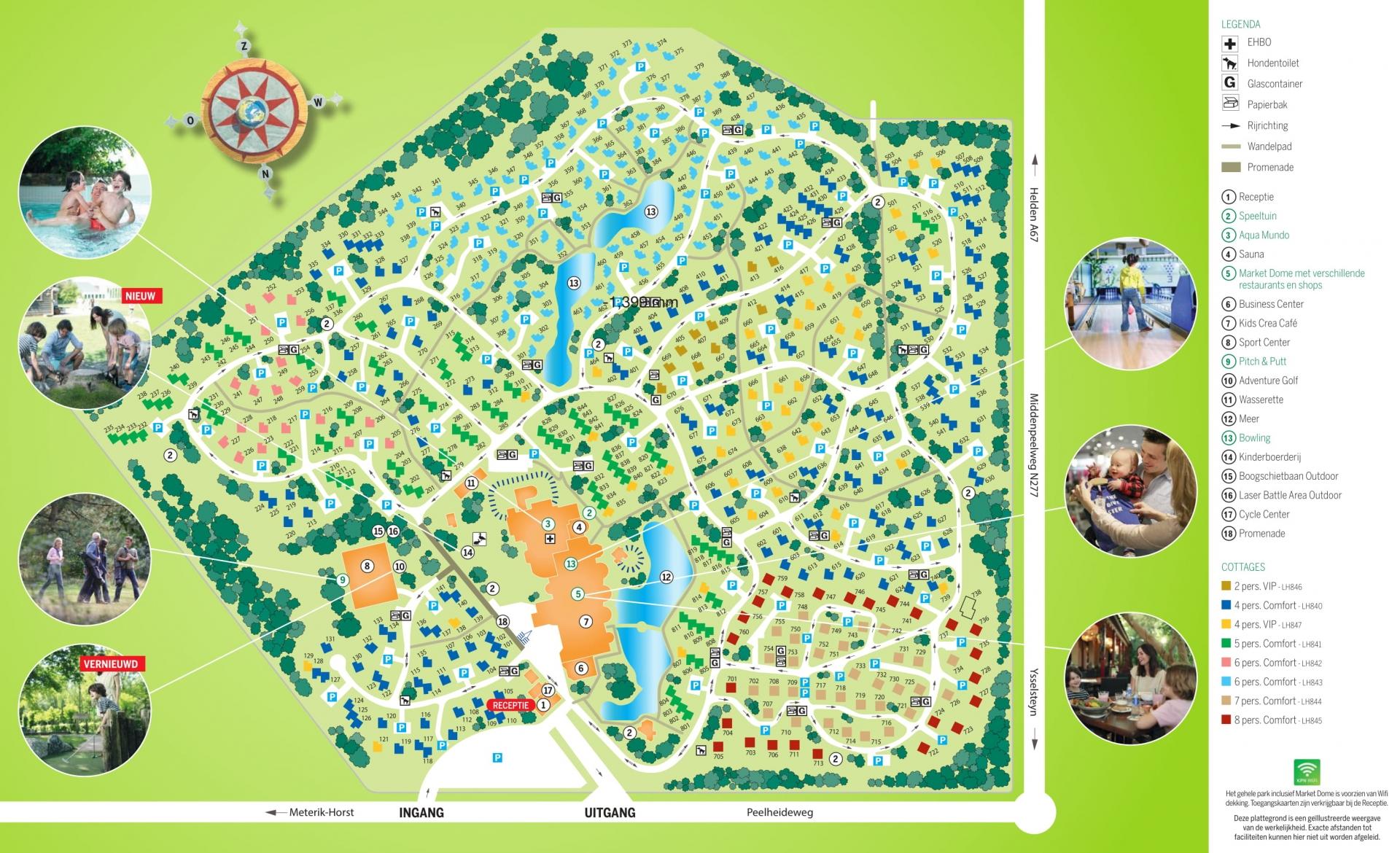Center Parcs Limburgse Peel In America Die Besten Angebote