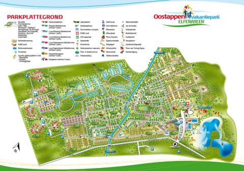 Vakantiepark Elfenmeer