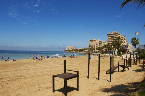 Pierre & Vacances Résidence La Manga Beach
