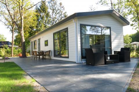 4-Personen Mobilheim/Chalet Bellevue