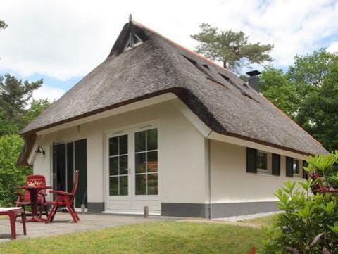 6-Personen Ferienhaus Ooievaar Comfort
