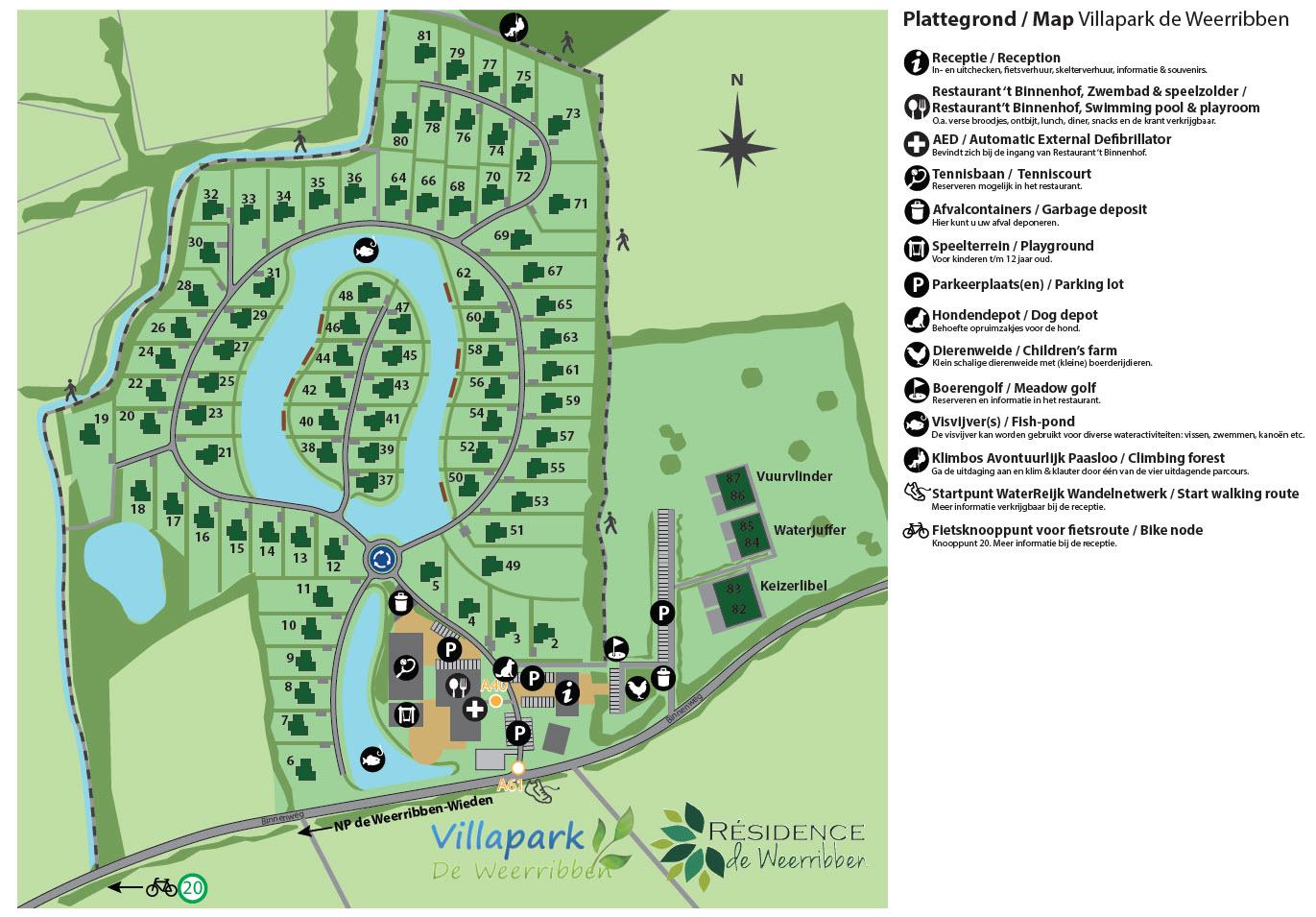 Villapark De Weerribben