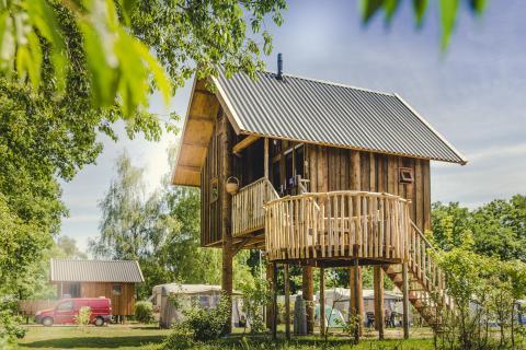 5-Personen Ferienhaus Boomhut