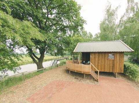 4-Personen Ferienhaus Regge Cottage (2 volwas. en 2 kind.)