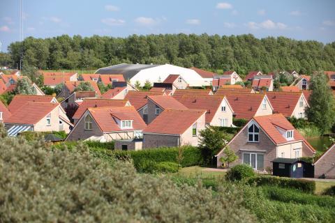 Roompot Vakantiepark Zeebad