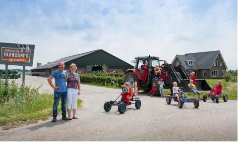 Farmcamps op Flakkee