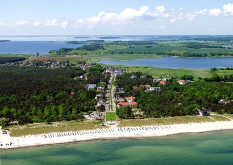 Strandpark Ostseebad Baabe