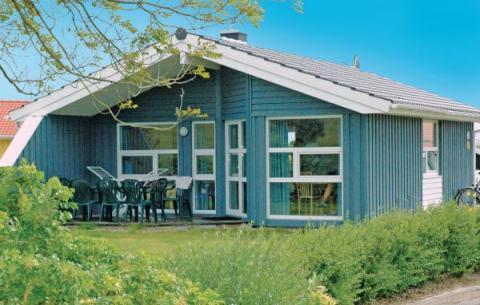 6-Personen Ferienhaus Strandpark Wellness P