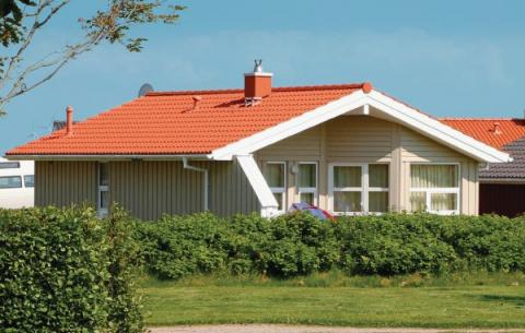 4-Personen Ferienhaus Strandpark Wellness