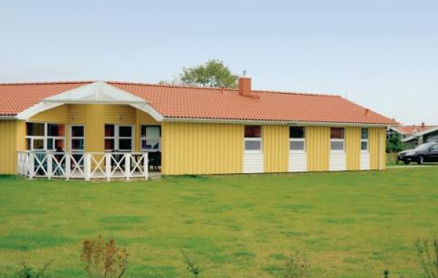 10-Personen Ferienhaus Strandpark Wellness P